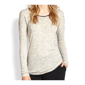 NWT RAG&BONE Almond Spine Long Sleeve Shirt